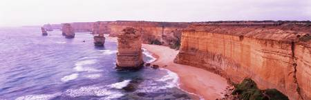 Twelve Apostles Tasman Sea New South Wales Austra