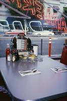 Table in Diner