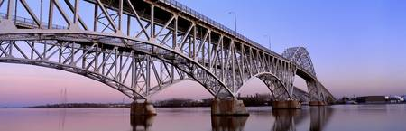 South Grand Island Bridges NY