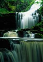 Waterfall Scalebor Force N Yorkshire England