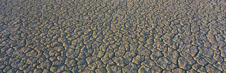 Dry Lake Bed Cuddeback Dry Lake Mojave Desert CA