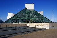 Rock and Roll Hall of Fame Cleveland OH