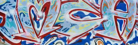 Detail of Street Graffiti
