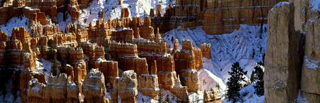 Winter Bryce Canyon National Park UT