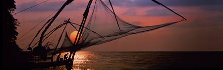 Fishing Nets Cochin India