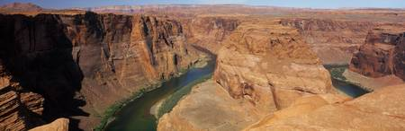 Horseshoe Bend Colorado River AZ