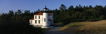 Admiralty Head Lighthouse Fort Casey State Park W