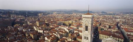 Florence From Duomo Italy