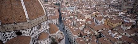 Rooftops Florence Italy