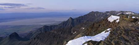 Steens Mountain Harney County OR