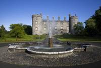 Kilkenny Castle rebuilt in the 19th Century