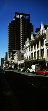 Buildings along the road City Bowl Cape Town West