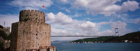 Bosphorus Straits Instabul Turkey