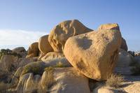 Rock Formations And Boulders