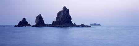 Sea Stacks Olympic National Park WA