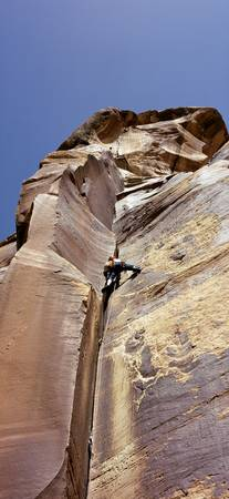 Rock Climbing Indian Creek UT