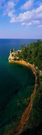 Pictured Rocks National Lake Shore Lake Superior