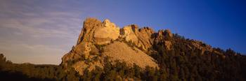 Mt Rushmore National Monument SD