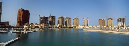 City at the waterfront The Pearl Qatar Doha Ad Da
