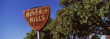 Beverly Hills Sign Beverly Hills CA