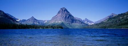 Two Medicine Lake Glacier National Park MT