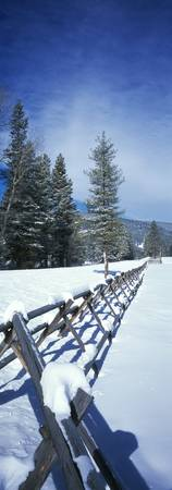Rail Fence MT