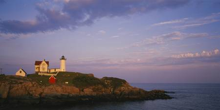 Cape Neddick Lighthouse ME
