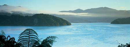 Marlborough Sound South Island New Zealand