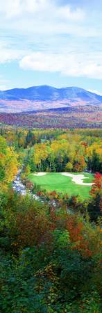 New England Golf Course New England