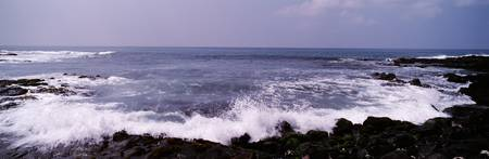 Pacific Ocean Kona Coast Big Island HI