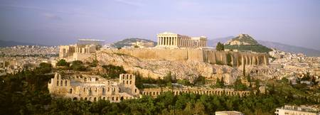 The Acropolis Athens Greece