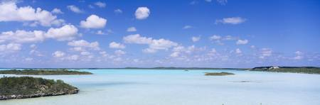 Chalk Sound Providenciales Turks and Caicos