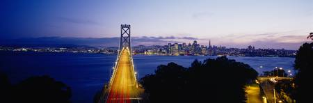 Oakland Bay Bridge CA