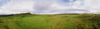 Golf Course Royal Troon Scotland