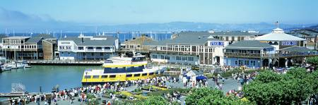 Pier 39 San Francisco CA