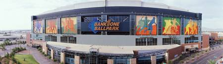 Bank One Ballpark Phoenix AZ