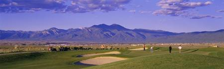 Golf Course Taos NM