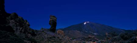 Mount Teide Tenerife Canary Islands Spain