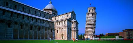 The Leaning Tower of Pisa Pisa Italy