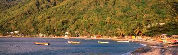 Soufriere Bay Scotts Head Village South West Coas
