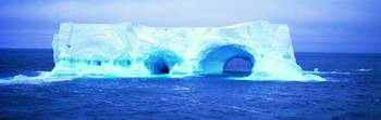 Iceberg Amundsen Sea Antarctic