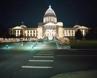 State Capitol Little Rock AK