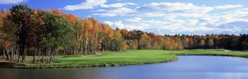 Golf Course New England
