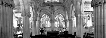 Interiors of a church Rosslyn Chapel Roslin Midlo