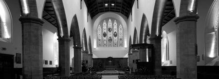 Interiors of a church Greyfriars Kirk Edinburgh S