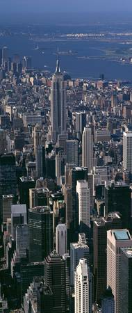 Midtown Manhattan Empire State Building New York