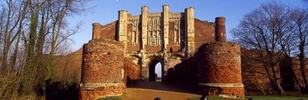 Ruins of a Gatehouse Thornton Abbey Thornton Nort