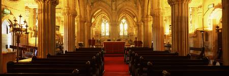 Interiors of a chapel Rosslyn Chapel Roslin Midlo