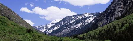 Little Cottonwood Canyon Salt Lake City UT