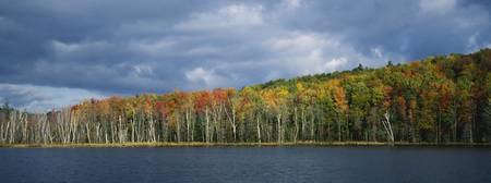 Autumn Council Lake Upper Peninsula MI